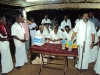 Chakrapani MLA visits to Perumal Goundan Valasu