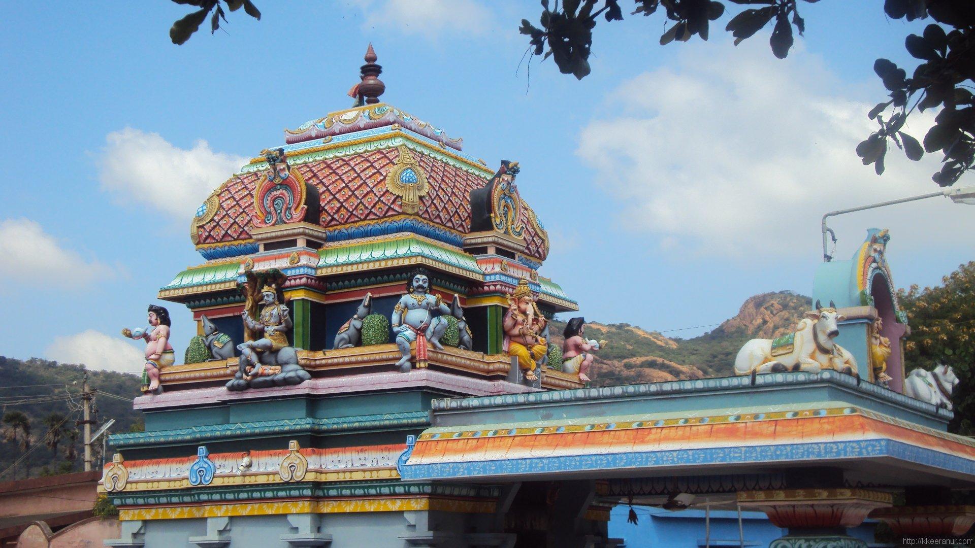 Kalliamman Temple, K.Keeranur